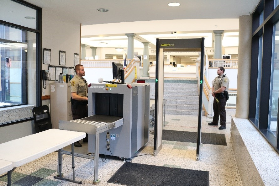 Champaign County Court Security Division
