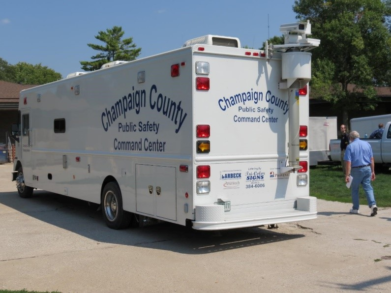 Champaign County Emergency Management Agency