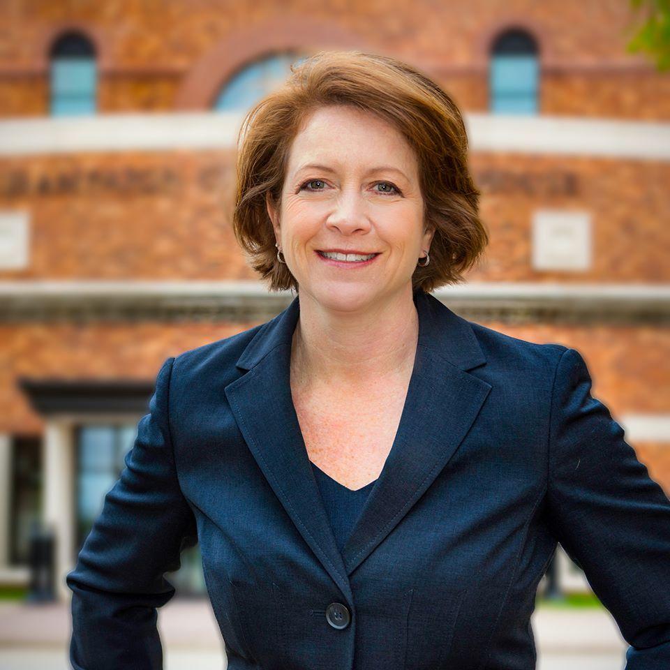 Champaign County State's Attorney Julia Reitz