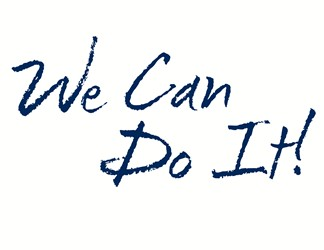 Champaign County Drug Court We Can Do It Logo